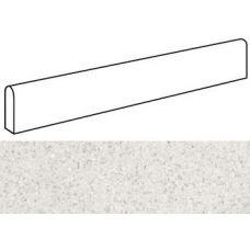 AT9M Marvel Terrazzo White Battiscopa Matt 7.2x60