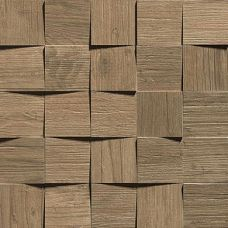 AMV8 Axi Brown Chestnut Mosaico 3D 35x35